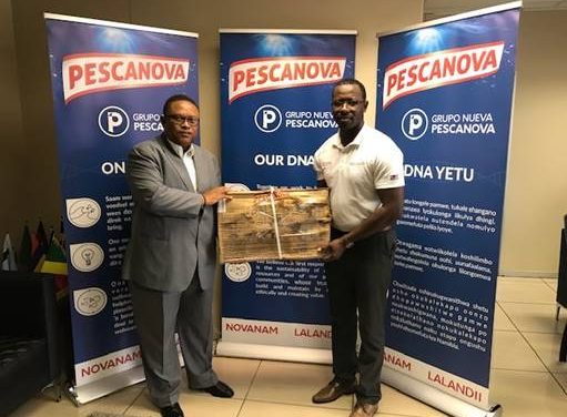 Christmas comes early as corporates donate 30 tons of fish to vulnerable communities