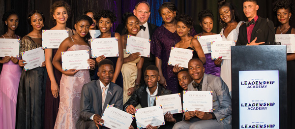 Inaugural Afrox Leadership Academy concludes