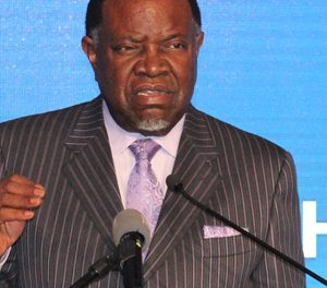 Geingob to deliver speech at International Labor Organization Report launch in SA
