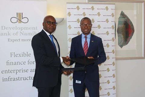 N$20 million SME financing strategy inked