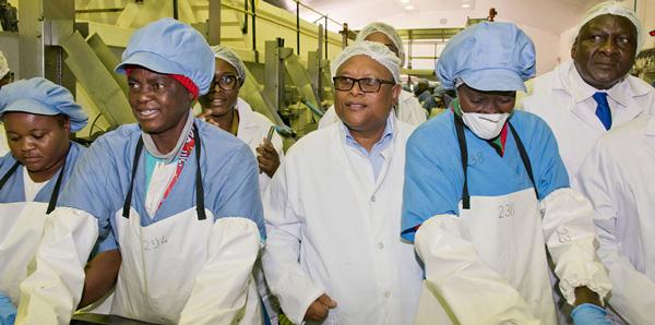 Etosha Fishing nets in big at National Quality Awards