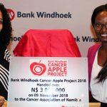 Cancer Apple Project raises N$3 million