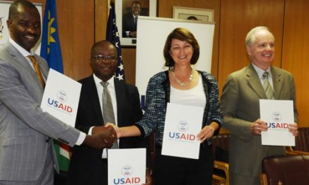 USAID provides additional N$395 million to fight HIV/AIDS
