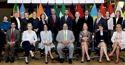 South Africa co-hosts elected members of the UN Security Council to prepare for start of two-year term as non-voting member