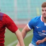 Namibia struggles against Russia in first Europe tour match