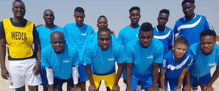 Maiden sports tourney set for Elombe Village in Oshikoto Region