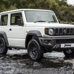 Suzuki's feisty new Jimny arrives on local shores