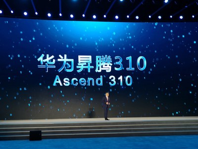 Huawei Chips unlock new era of artificial intelligence
