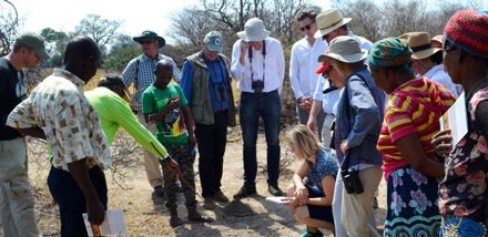 German Federal Parliament Tourism Committee visits the land of the brave