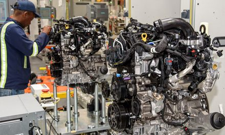Production of the all-new Ranger Raptor engine commences in SA