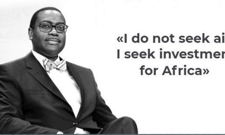 Vision is the art of seeing what is invisible to others – Adesina at Africa Investment Forum 2018