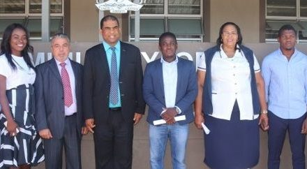 Young Namibians focus on disrupting telecommunications market with fast and affordable internet access