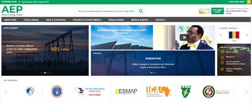 Energy portal to disseminate energy data and insights across Africa's energy industry