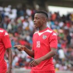 Namibia, Guinea Bissau share spoils to remain top