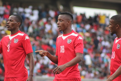 Namibia, Guinea Bissau share spoils – Brave Warriors remain on top