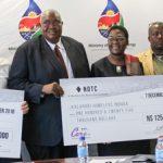 Diamond companies donate to the Kalahari Homeless Shelter Initiative