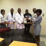 Oshakati Hospital resuscitated with life saving equipment