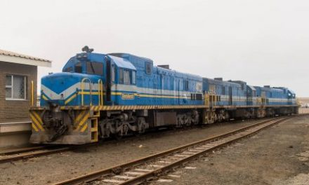 Ohorongo Cement's cargo to Ondangwa gives TransNamib's road-to-rail strategy momentum