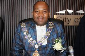 Kazapua re-elected as Mayor of Windhoek