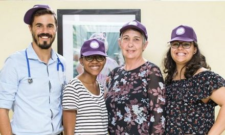 Namibia Children's Health Organisation's project gives hope to parents facing the shock and challenge of a premature birth