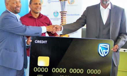 Standard Bank Top 8 Cup gets N$9 million boost