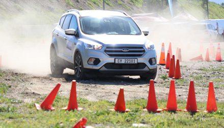 Ford's 'Driving Skills for Life' trained over 1600 young drivers throughout Africa in 2018