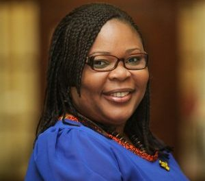 """I believe the future of Africa is female"" – Nobel Peace Prize co-laureate Leymah Gbowee"