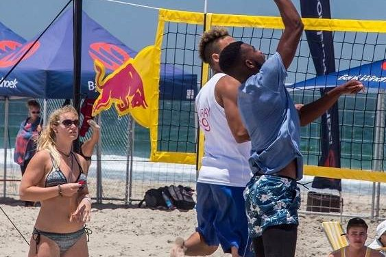 Final Timeout Beach Volleyball tournie this weekend at Langstrand