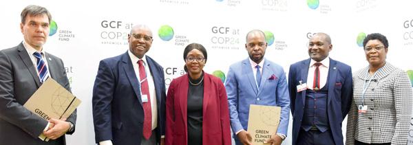N$140 million earmarked for Climate Change action in Kunene region