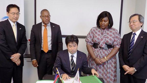 World-class Japanese blood analysers for state laboratories in Windhoek, Rundu and Oshakati