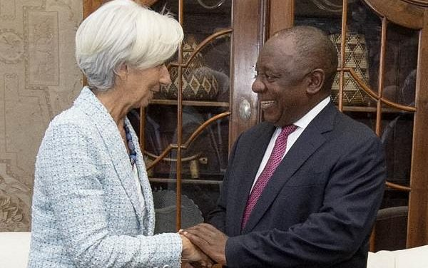 """Policy actions are needed to reignite inclusive growth"" – IMF's Lagarde on South Africa"