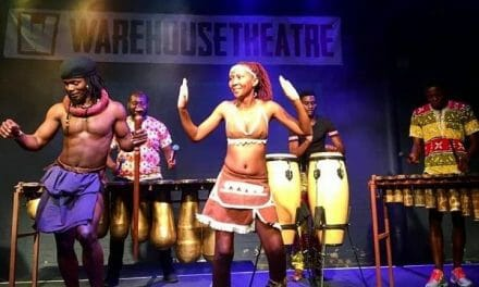 Showcasing the diversity of Namibia through dance and song