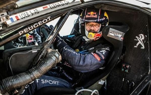 Loeb, Elena take Dakar stage 6 but Al Attiyah, Baumel Hilux team moves to top of the log