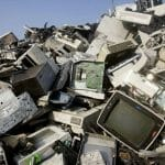 e-waste disposal volumes jump as more companies care to recycle electronics
