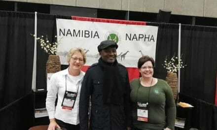 Local organisations promote wildlife conservation programmes at Dallas Expo