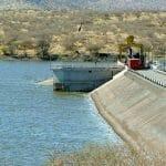 Nationwide dam figures remain below average