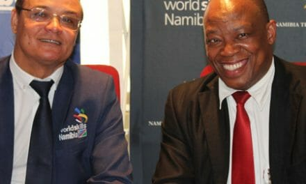 National broadcaster and Training Authority ink support agreement
