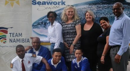 Local is lekker – Seawork Fish processors joins Team Namibia