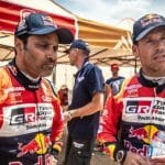 """""""As we saw today, anything can happen on the Dakar"""" – Al Attiyah, log leader, with only one stage to go"""