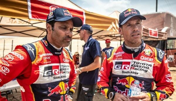 """As we saw today, anything can happen on the Dakar"" – Al Attiyah, log leader, with only one stage to go"