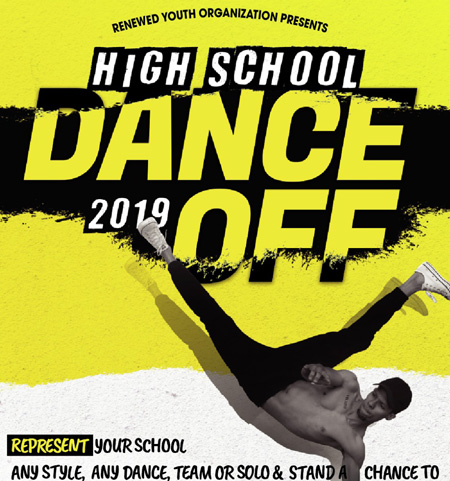 Revived High School Dance Off to keep youth busy and off the streets