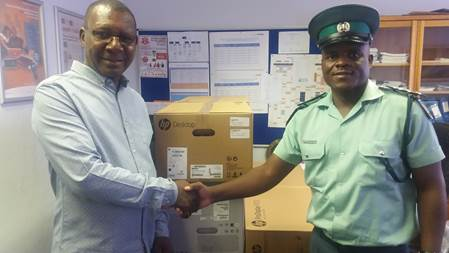 Hardap Correctional inmates get opportunity to become tech savvy