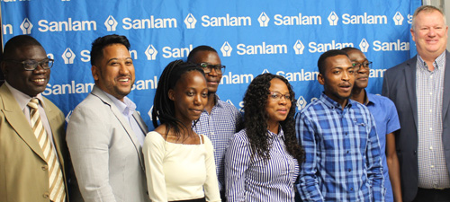 Sanlam invests in human capacity to propel economy to greater heights