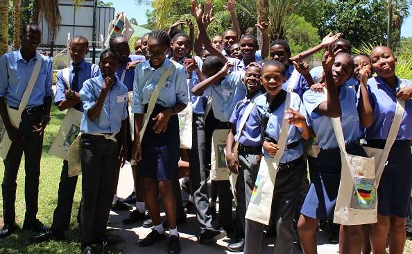 Etosha Secondary joins ranks of worldwide German PASCH network schools