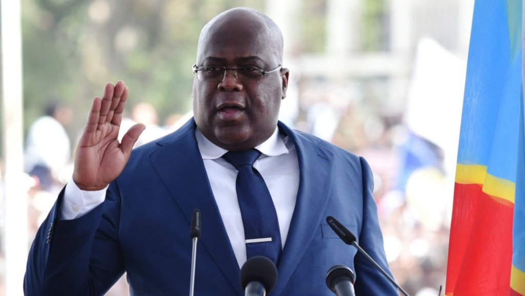New DRC President to make maiden visit to Namibia