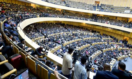 AU summit addresses forced displacement, security in Africa