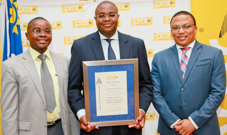 Namfisa bags best annual report award for 8th consecutive year
