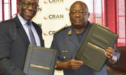 Communications Regulator, Nampol strengthen investigation, search and seize exercises capacity with agreement