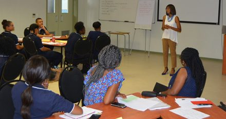 Private sector heeds government call to assist university graduates – 5-day career starter workshop conducted