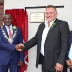 Breweries opens new N$27 million coastal depot